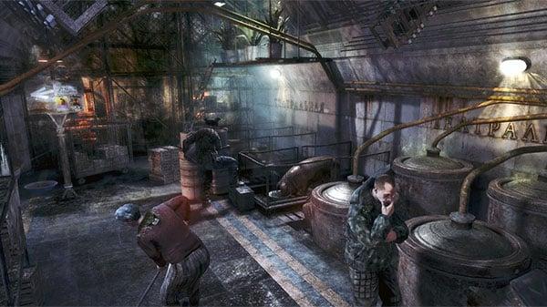 gameshot metroLL