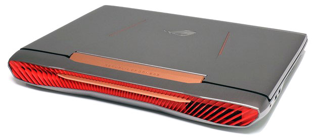ASUS G752 Rear Grill
