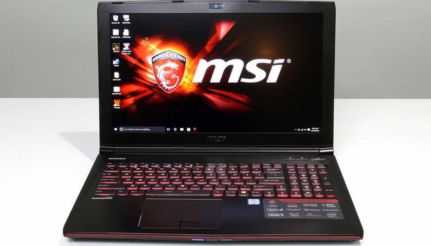 MSI GE62 Apache Pro