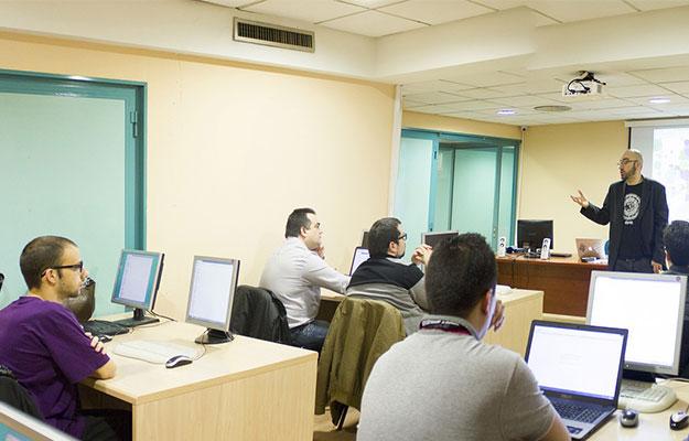 classroom teaching computers