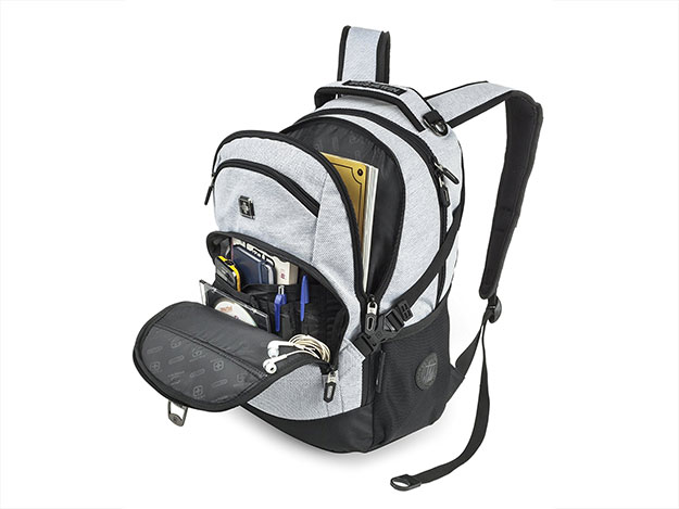 suissewin geneve laptop backpack