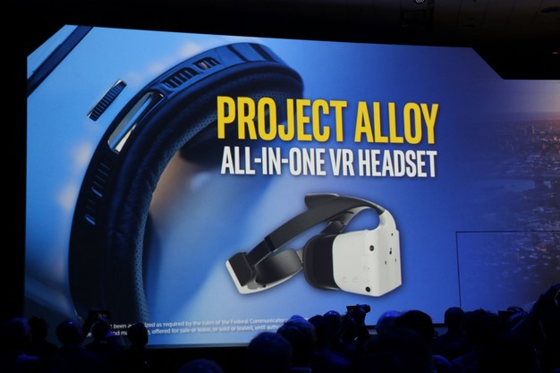 Intel Project Alloy1