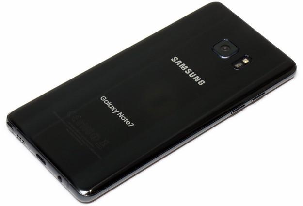 Galaxy Note 7 Back