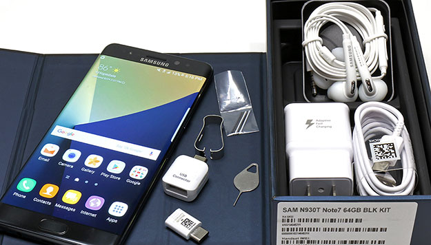 Galaxy Note 7 Kit