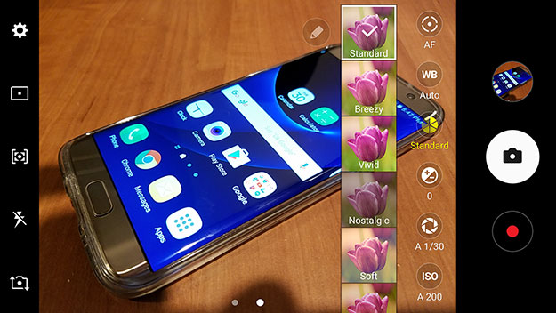 Galaxy Note 7 Pro Camera