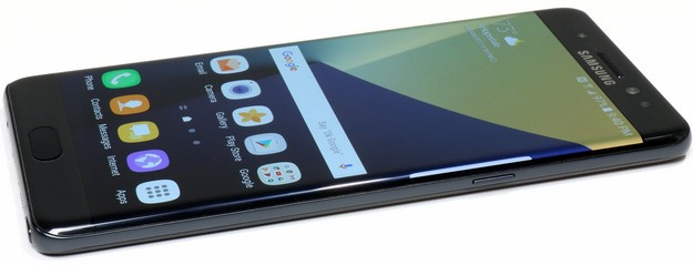 Galaxy Note 7 Right Side