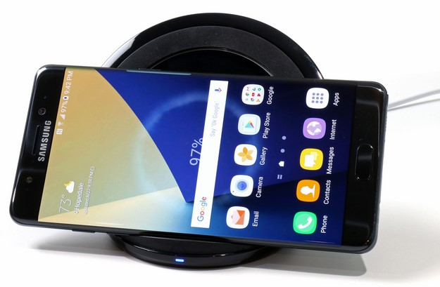 Galaxy Note7 Wireless Charging
