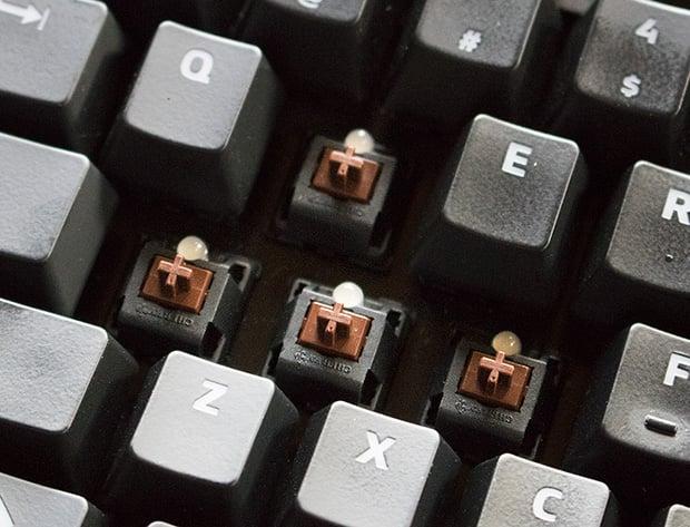 Das Keyboard Prime 13 Cherry MX Brown Key Switches
