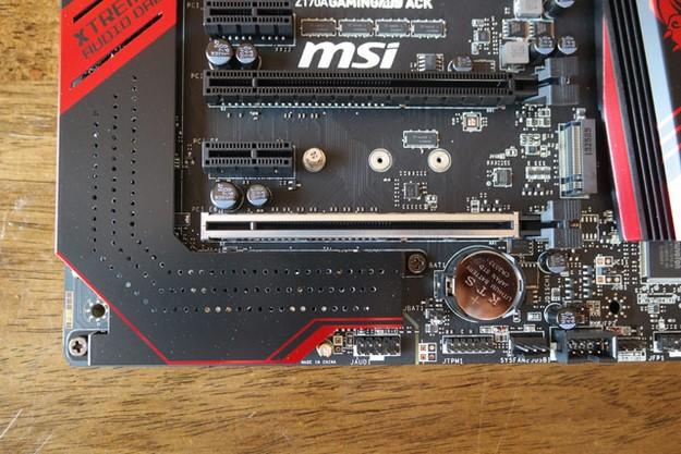 MSI Z170A Gaming M9 ACK 11
