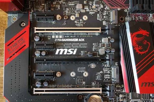 MSI Z170A Gaming M9 ACK 12