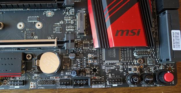 MSI Z170A Gaming M9 ACK 13