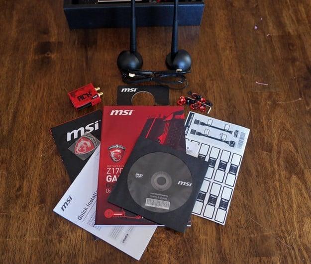 MSI Z170A Gaming M9 ACK 3