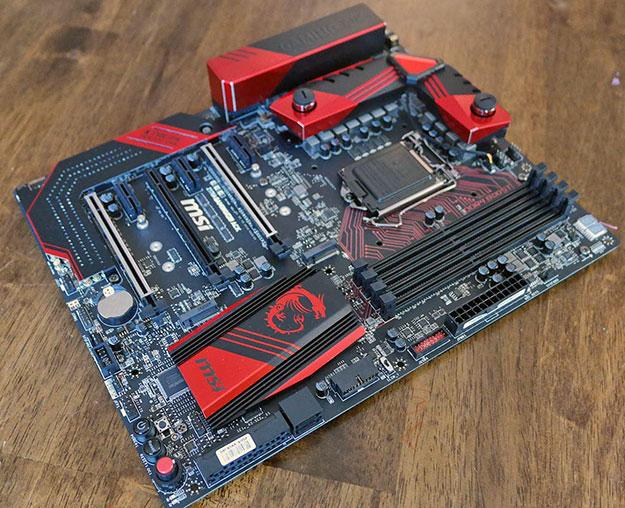 MSI Z170A Gaming M9 ACK 4