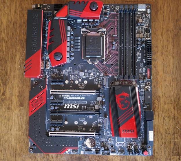 MSI Z170A Gaming M9 ACK 9