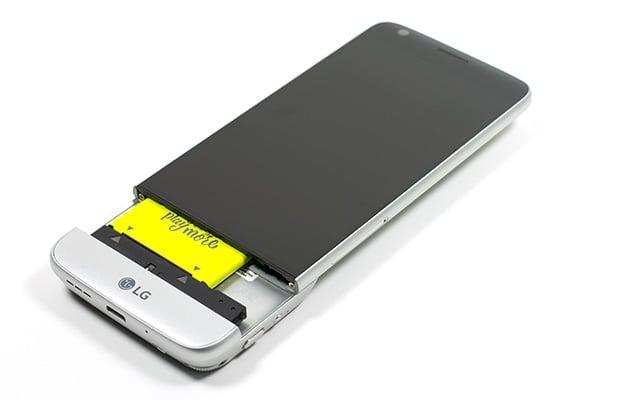 lg g5 cam plus battery slide