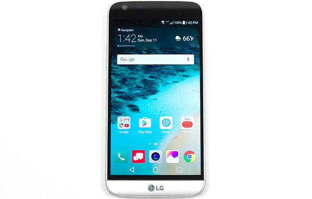 lg g5 front view