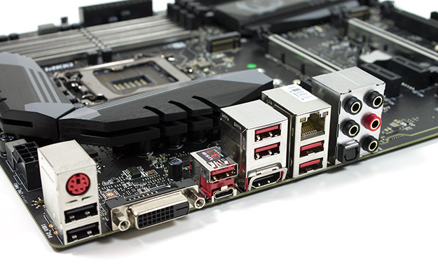 msi z170a gaming m6 io ports with killer nic