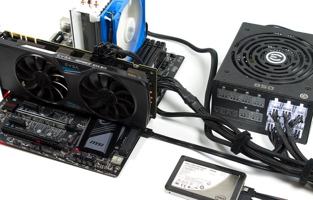 msi z170a gaming m6 test configuration