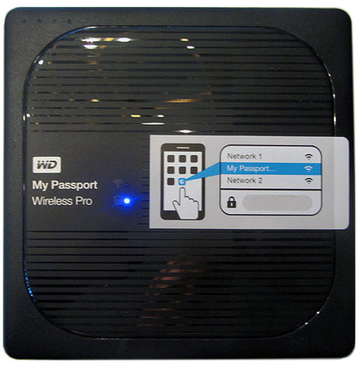 WD My Passport Wireless Pro Review: Portable Storage For