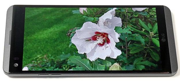 LG  V20 Display