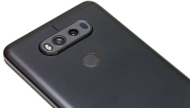 LG V20 back camera fingerprint scanner2