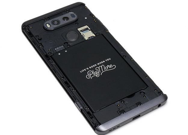 LG V20 battery
