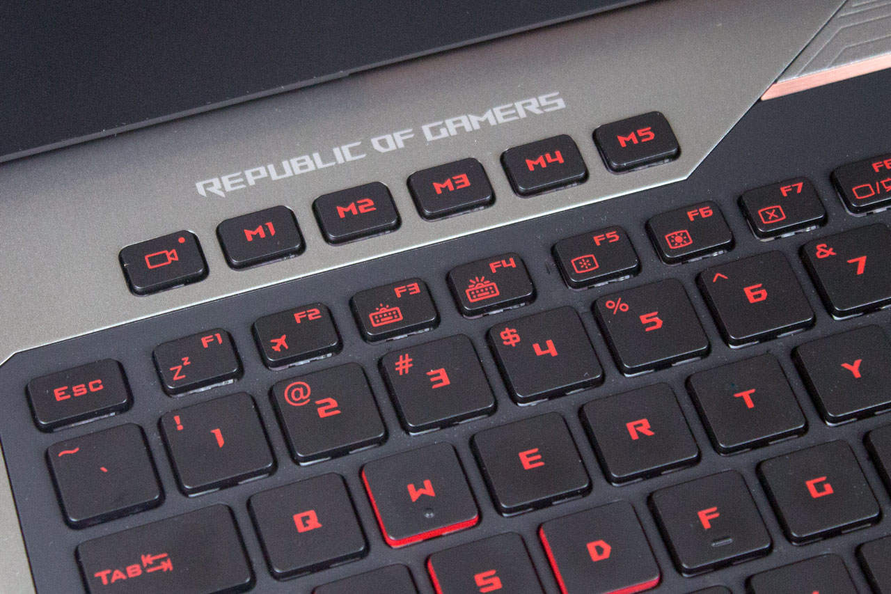 Asus ROG G752 Review: A Pascal Packing Mobile Powerhouse