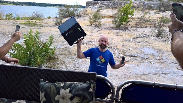 dell rugged days 1