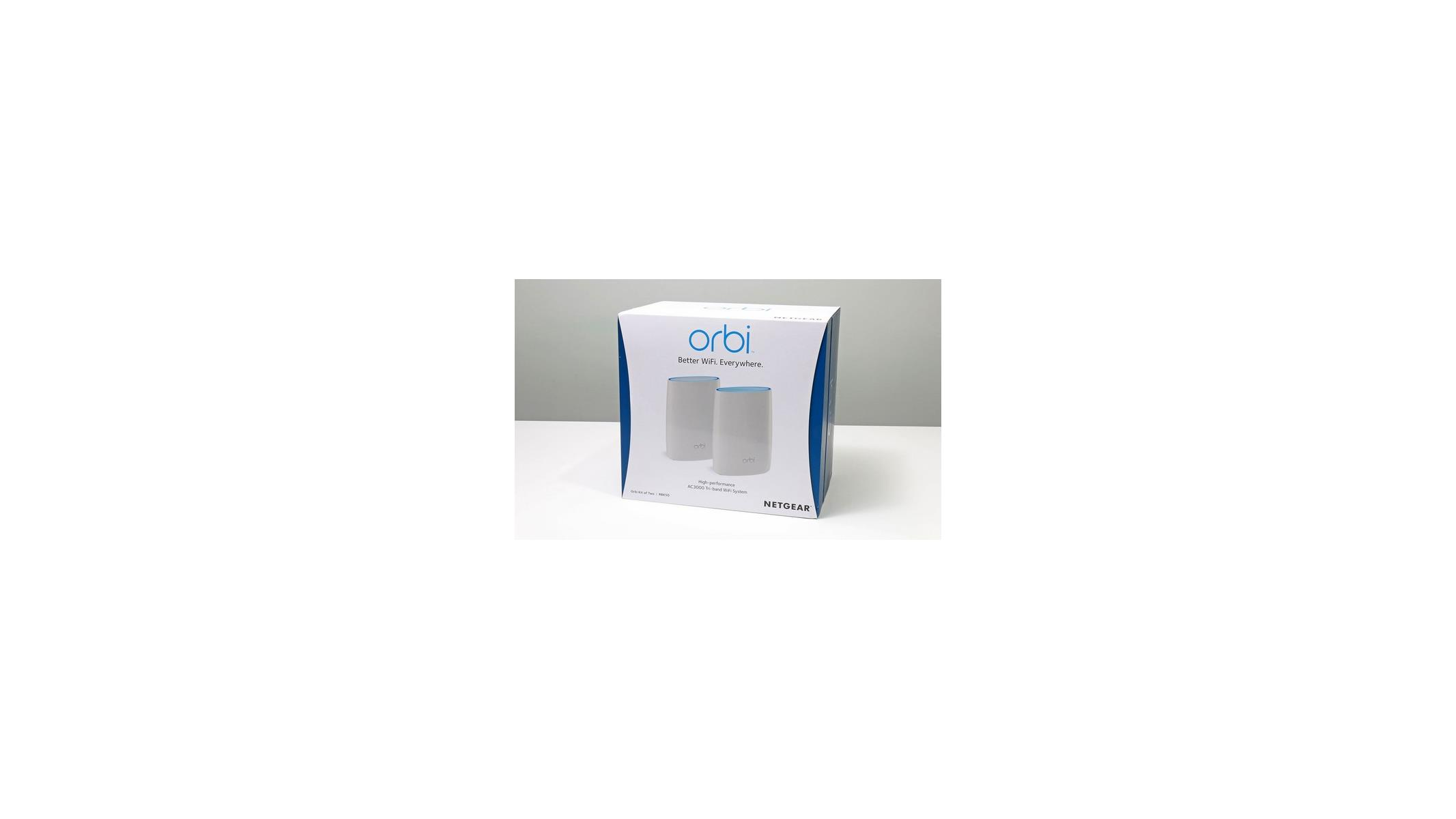 Netgear Orbi AC3000 Mesh WiFi System Review - Page 2