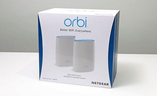 Netgear Orbi Box