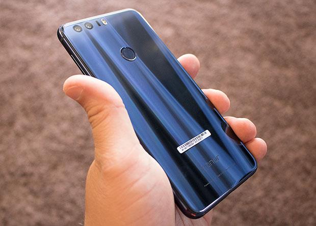 Huawei Honor 8 Backside