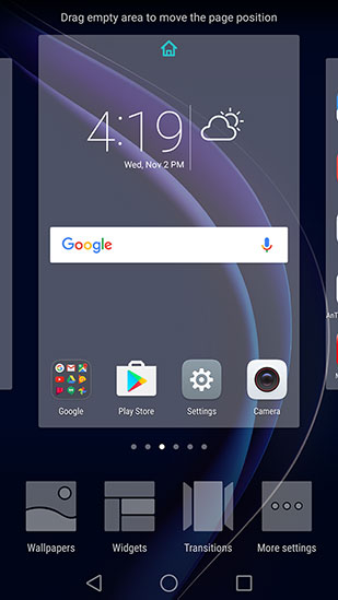 Huawei Honor 8 Themes