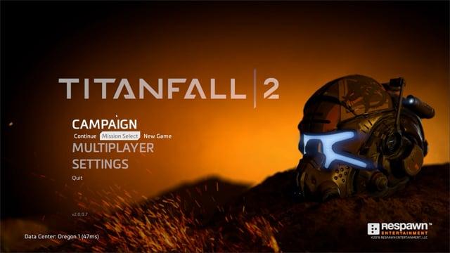 Titanfall2 title