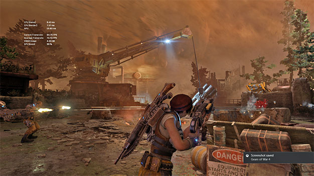 Gears of War Screen Shot