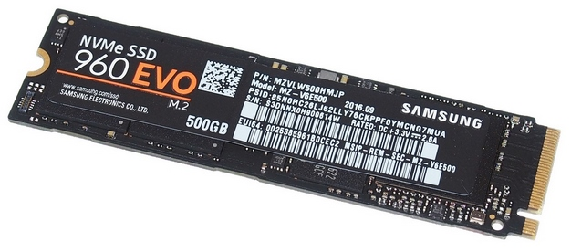 Samsung SSD 960 EVO NVMe M 2 Review: Ultra Fast, Affordable Storage