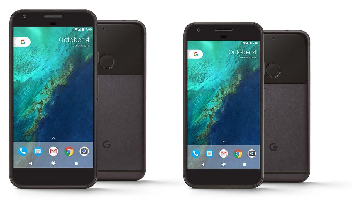 google pixel pixel xl black