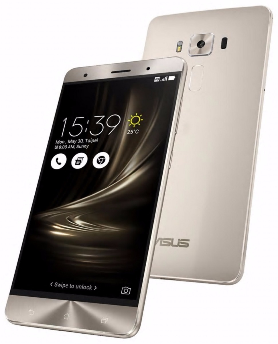 ASUS ZenFone 3 Deluxe Review: Unlocked Android With 6GB RAM And 64GB Storage
