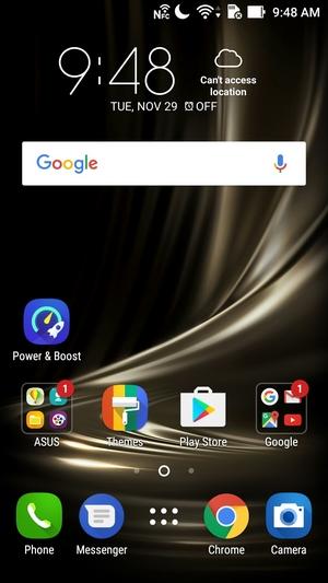 zenfone3 screenshot 1