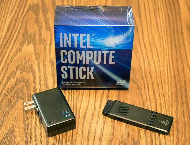 Intel Compute Stick Core m3