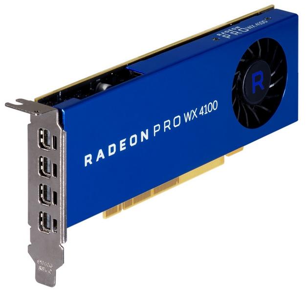 radeon pro wx 4100 1