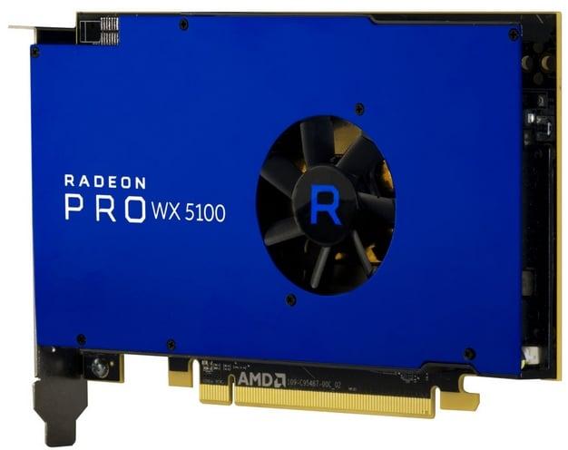 radeon pro wx 5100 3