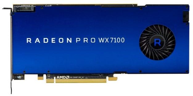 radeon pro wx7100 1