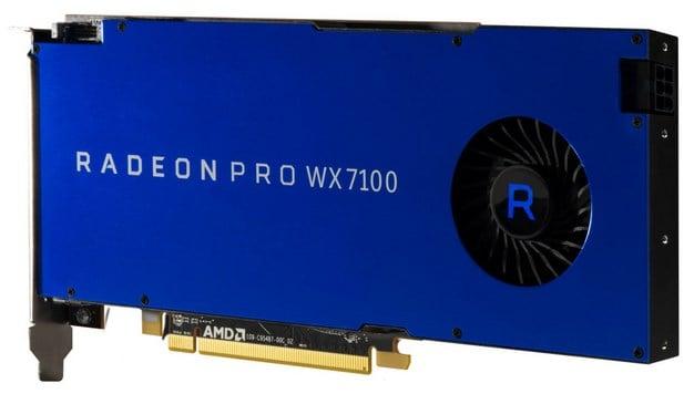 radeon pro wx7100 2