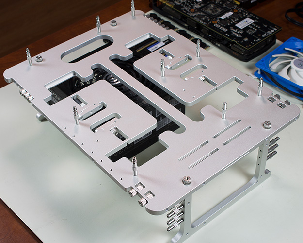 streacom bc1 obt motherboard standoffs