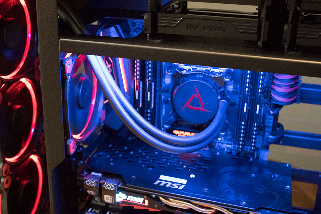 Cybertron CLX Ra System Review: A Luxury Dual GTX 1080 Killer Gaming Rig