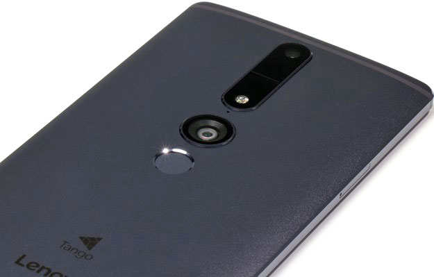 Lenovo Phab 2 Pro Cameras