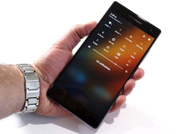 Lenovo Phab 2 Pro In Hand