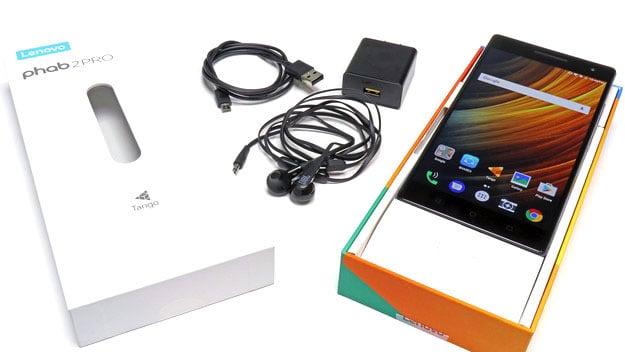 Lenovo Phab 2 Pro Kit2