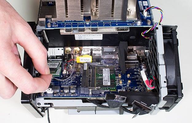 gigabyte brix gaming uhd td m2 installation