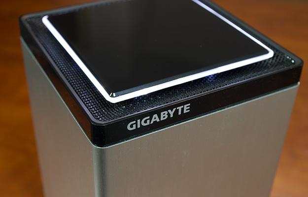 gigabyte brix gaming uhd top logo